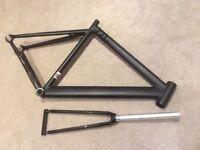 Leader 721 frame & fork