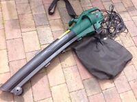 Pro craft electric blower vac