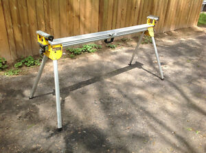 Dewalt large mitre saw stand