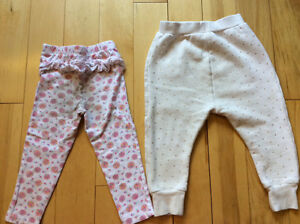 2 pairs of pants with light soil stains - 24 months Gatineau Ottawa / Gatineau Area image 2