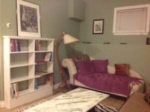Lovely furnished 1 bdrm  Oxford St & Almond, Hfx