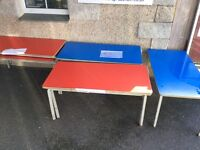 Children's/ school tables