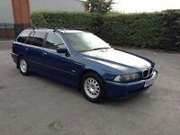 2003 BMW 525d SE auto diesel touring estate FSH 12 months mot