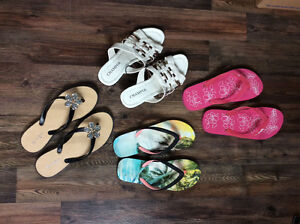 Sandals - new and used