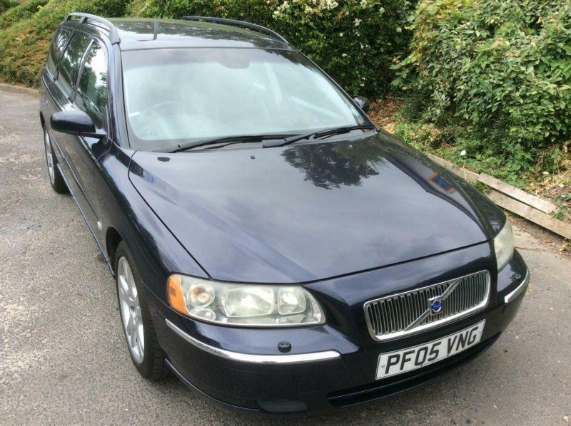 volvo v70 2 5 d5 se automatic in castleford west yorkshire gumtree. Black Bedroom Furniture Sets. Home Design Ideas