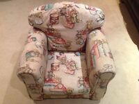 Toddlers own mini armchair