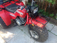 HONDA ATC BIG RED 250ES