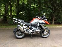 BMWr1200Gs lc TE