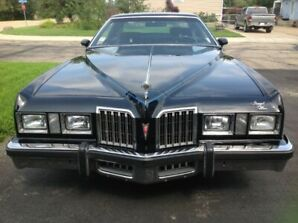 1977 Pontiac Grand Prix LJ Fully Restored