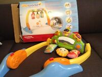 Playskool Gloworld Tummy Time Gym