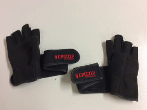 Grizzly Fitness Weight Training Gloves