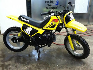 Looking for Yamaha PW50 dirtbike