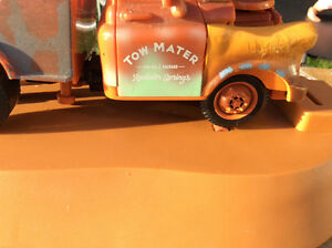 DISNEY PIXAR TOW MATER ANIMATED MOVING TALKING BANK Gatineau Ottawa / Gatineau Area image 6