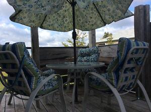 6 piece patio furniture