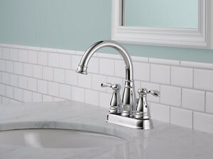 Delta Two Handle Bathroom Faucet **NEW**