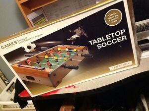 Tabletop Soccer - mini Fooseball