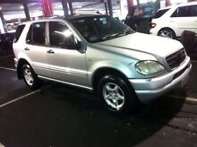 mercedes-Benz ML320 Wagon Fitzroy North Yarra Area Preview