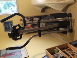 Elliptical trainer in excellent shape