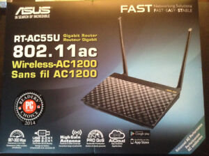 ASUS 5G-router like new