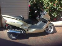 Like new Honda reflex