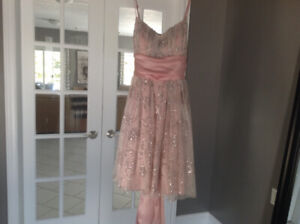 Prom dress. Fits size 6/7. $50