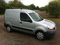 Renault kangoo sl19dci 70 1.5 diesel 2006 56 60.000 miles