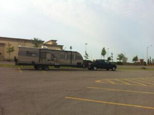 30ft Grey Wolf Travel Trailer For Sale By Owner