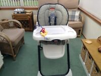 Fisher Price 4-1 high chair £20.00