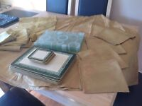 Table mats ,table cloth and runner