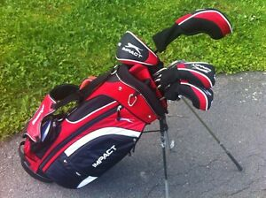 Slazenger Set With Stand Bag