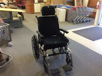 Maple Leaf Supertilt Wheelchair