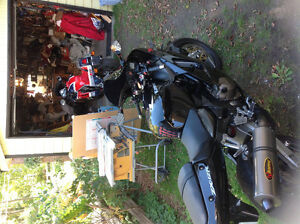 1200cc Kawasaki may consider trade on a good SUV Peterborough Peterborough Area image 4