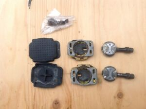 Speed Play pedals with Cleats $55