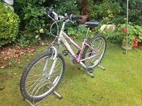 Girls Raleigh Incantation Bike