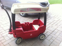 Step 2 Wagon for Two plus Canopy