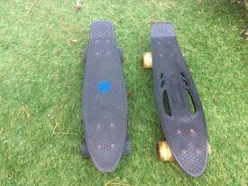 Quality skateboards