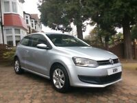 2011 vw polo 1.2 petrol low miles