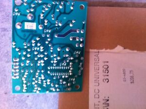 NEW Suburban water heater boards