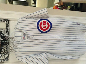 Chicago Cubs Sammy Sosa jersey