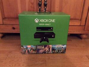XBOX ONE with Kinect - NEW Kitchener / Waterloo Kitchener Area image 1