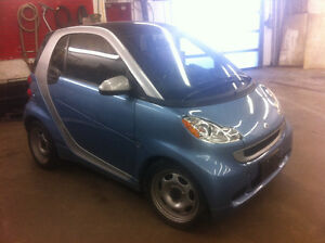 2011 Smart Fortwo Passion Hatchback