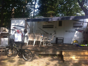 RV trailer in the Park for sale financing available !