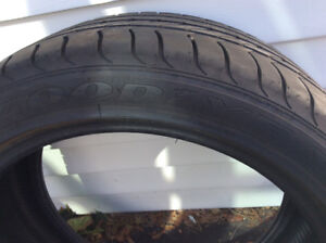 Goodyear Run Flat Tires 225 45 R18