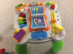 Leap Frog- music table for infants London Ontario image 1