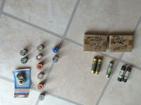Old style screw in fuse and cartridge style fuses