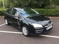 2004 Ford Focus 2.0 Ghia-61,000 miles-Full service history-1 owner from new-value