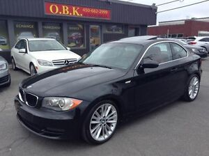 BMW 1 Series 128i-AUTOMATIQUE-TOIT-SPORT PKG-PADDLE SHIFT- 2008
