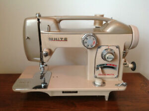 Special 1964 WHITE sewing machine, Model 764