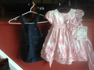 Childrens clothes (mostly girls 18 mos -3 years)