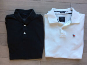 Abercrombie and Fitch men's clothing Extra sm